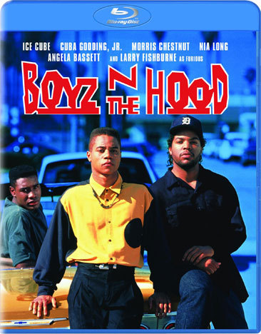 Boyz N The Hood (Blu Ray) (Dd 5.1/1.85/Eng/Arabic/Danish/Dutch/Finnish/Germ