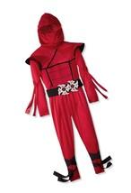 California Costumes Stealth Ninja Child Costume, Medium - $29.33