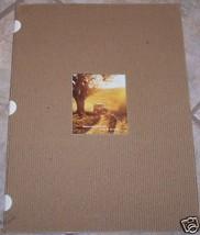 1998 mercedes m class owners sales brochure w163 new original - $24.99