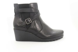 Abeo Geranium Booties Black Women's Size US 8  Neutral Footbed () 5368 - $89.00