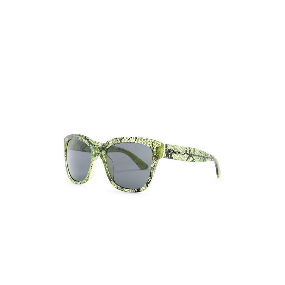 6aa885c5c5ac Dolce & Gabbana Women's Lace Retro Acetate Frame Sunglasses $280 - $121.90