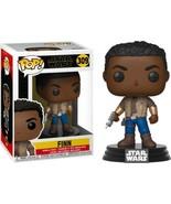 Star Wars IX: The Rise of Skywalker Finn Vinyl POP! Figure Toy #309 FUNK... - $12.55