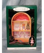 Hallmark Keepsake The Nutcracker Ballet Ornament & Stage Dated 1996 Neve... - $16.09