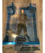 Disney Star Wars Elite Series Sergeant Jyn Erso Premium Action Figure 10... - $8.00