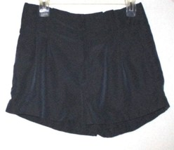 WOMEN'S NAVY BLUE FRONT POCKET SHORTS SIZE 4 - $5.00