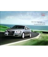 2006 Audi A3 2.0T sales brochure catalog US 06  - $8.00