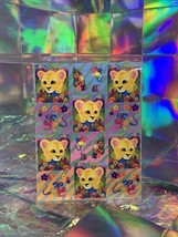 SALE⚡️S280 Lisa Frank Hunter Jungle Lion Geckos Sticker Sheet Full