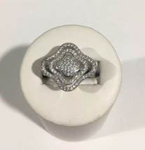 Sterling Silver Women's Cocktail Ring - $70.13
