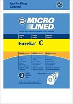 DVC Eureka Style C Mighty Mite Micro Allergen Vacuum Cleaner Bags Made in USA [  - $15.81