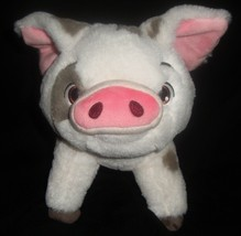 "Disney Store 10"" Plush Pua Pig Piggy Disney Moana Toy Maui Pet Stuffed Animal - $9.85"