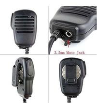 New Speaker mic for Motorola & Cobra 1 pin jacks T5412 T5422 T5522 T5532 TLKRT7 - $13.88
