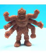 M.U.S.C.L.E. Mattel muscle men wrestling action figure flesh #129 Ashura... - $9.85