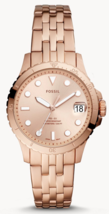 Fossil Women's FB-01 Quartz Stainless Three-Hand Watch, New - $131.76