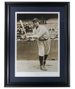 Lou Gehrig Framed 17x23 First Day on the Job Historical Archive Giclee - $341.54