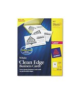AVE5871 - Avery Clean Edge Business Card - $11.87