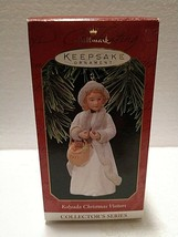 1997 Kolyada Christmas Visitors Hallmark Keepsake Ornament Collector's S... - $8.42