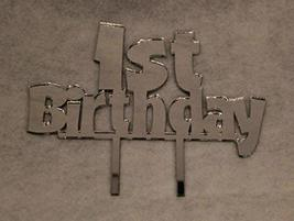 First Birthday Cake Topper - 1/8 - $9.59