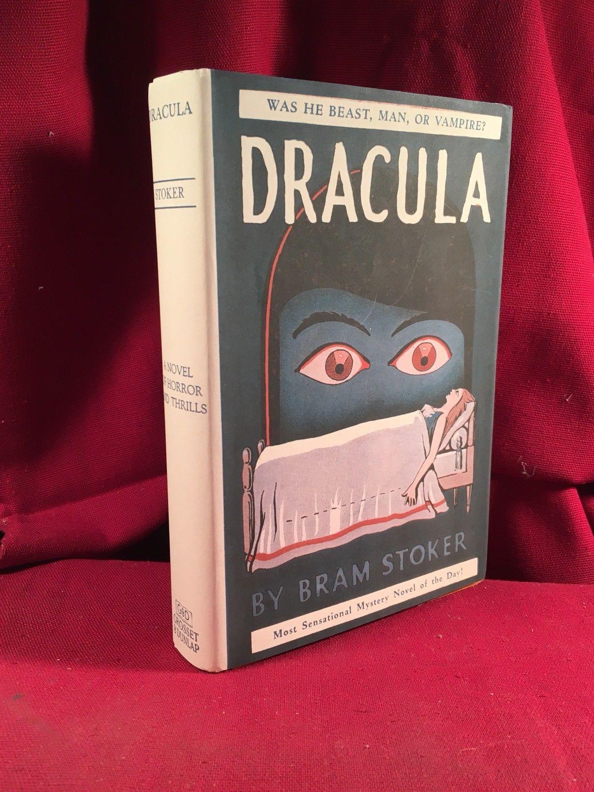 Dracula by Bram Stoker older hardback edition