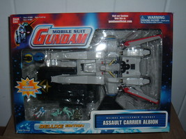 Mobile Suit Gundam deluxe edition assault carrier albion - $45.00