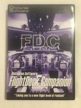 Flight Deck Companion Oncourse Software For Microsoft Flight Simulator 2002 - $19.79