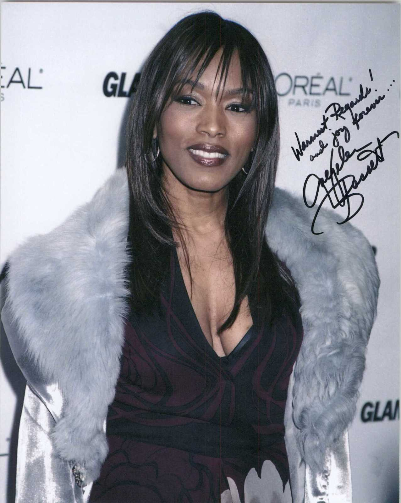 Primary image for Angela Bassett Signed Autographed Glossy 8x10 Photo