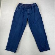 Falcon Bay Jeans Mens Size 36X30 Blue Straight Leg Pants - $18.95