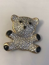 Vintage Bear Pin - $6.93