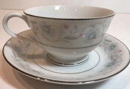 English Garden Set of 4 Cups & Saucers ( Fine China of Japan ) 1221 - $29.69