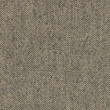 BTY Maharam Melange Tweed Gray and Tan Wool Upholstery Fabric 461190-003 BK - $57.00