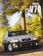 2000 Volvo V70 sales brochure catalog GLT R Cross Country XC - $10.00
