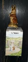 WADE RABBIT PETS WHIMSIE LAND SET 1 Vintage 1984 WITH ORIGINAL BOX - $23.75