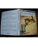 HARRY KITTEN AND TUCKER MOUSE SELDON GARTH WILLIAMS HC/DJ - $13.50