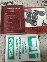 1989 Ford MUSTANG Gt Cobra Service Atelier Manuel Set OEM Avec Ewd & Fac... - $139.32