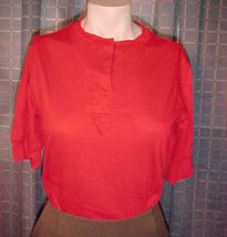 Red jersey top thumb200
