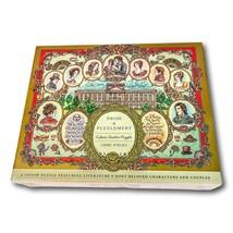 Jane Austen Puzzle Pride and Puzzlement 1000 pieces Prejudice Emma Gift New - $38.95