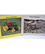 John Deere Two Cylinder Magazine Lot of 2 1995 1994 Waterloo Boy Tractor... - £6.80 GBP