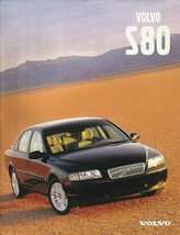 2000 Volvo S80 sales brochure catalog US 00 2.9 T-6 - $10.00