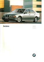 1997 BMW 5-SERIES Sedan brochure catalog 97 528i 540i - $8.00