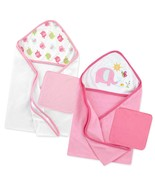 Just Born Love to Bathe Elephant Bath Set, Pink (51352L) - $97.00