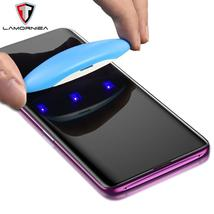 UV Tempered Glass For Samsung Full Liquid Glue Screen Protector - $19.99