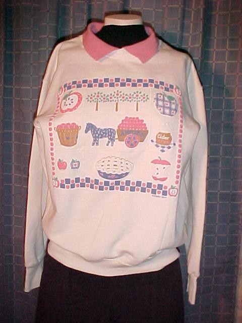 Gopher Sport Sweatshirt, size M, country design