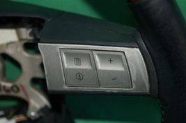 05-07 Chrysler 300 300c Leather Woodgrain Steering Wheel image 3