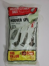For HOOVER Upright Type A Vacuum Cleaner Bag 8 BAGS Carpet Care - $9.80