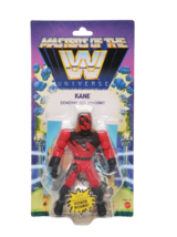 NEW SEALED 2021 Masters of the Universe WWE Kane Action Figure - $44.54