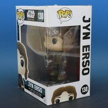 Funko POP Star Wars Young Jyn Erso NEW In Box image 2