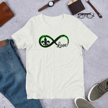 INFINIE LOVE Valentine's Day Shirt, Women's Valentines Day Shirt, Love, ... - $32.00