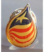 Lapel Pin printed w/ Soy Ink SoySeal  American Soybean Assn - $9.99