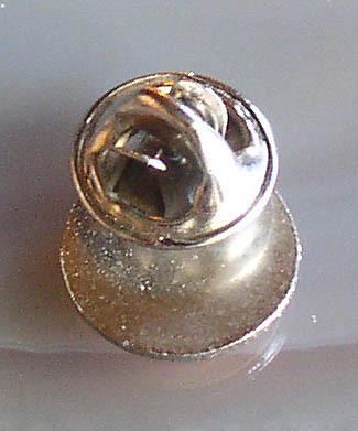 Lapel Pin printed w/ Soy Ink SoySeal  American Soybean Assn