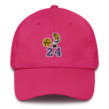 kb hat / mamba hat / basketball hat / Cotton Cap image 6