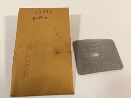 (1) Poulan Chainsaw 23796 Muffler Baffle 530023796 New Old Stock - $5.99